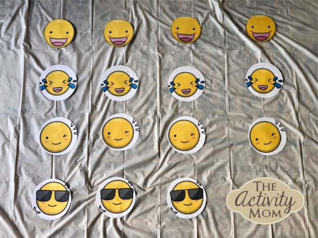 Emoji Twister