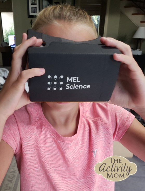 Virtual Reality with Mel Science