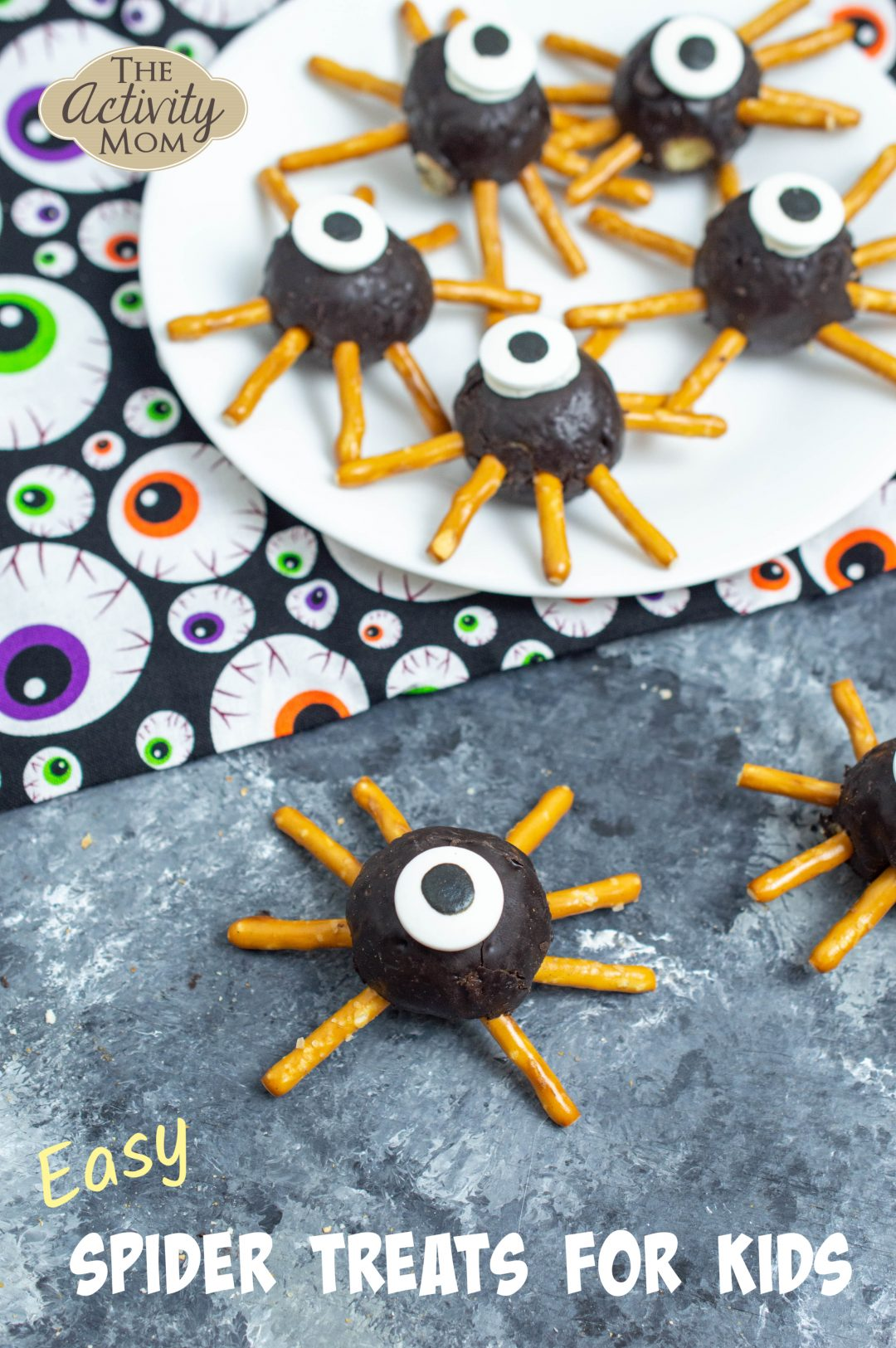 Easy Spider Treats to Make for Kids