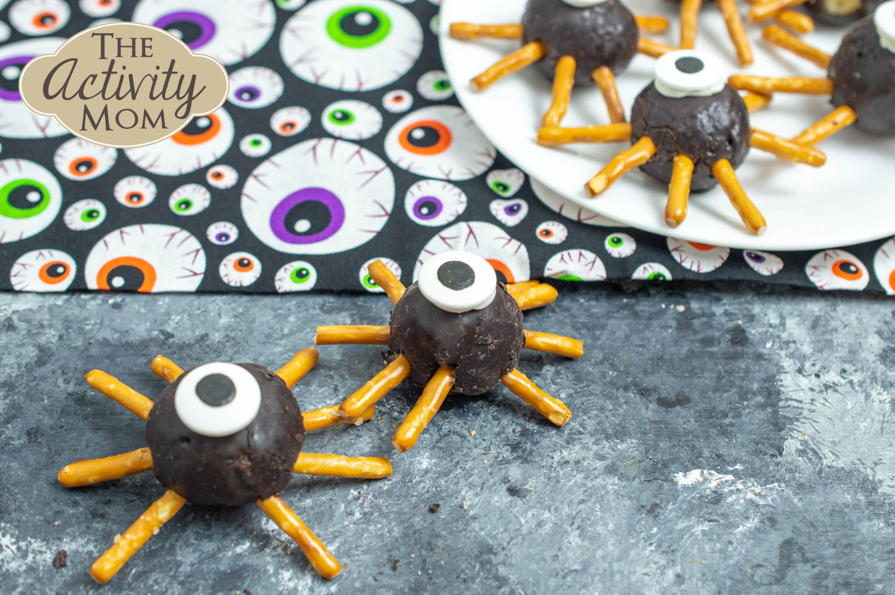Spider Treats for Kids