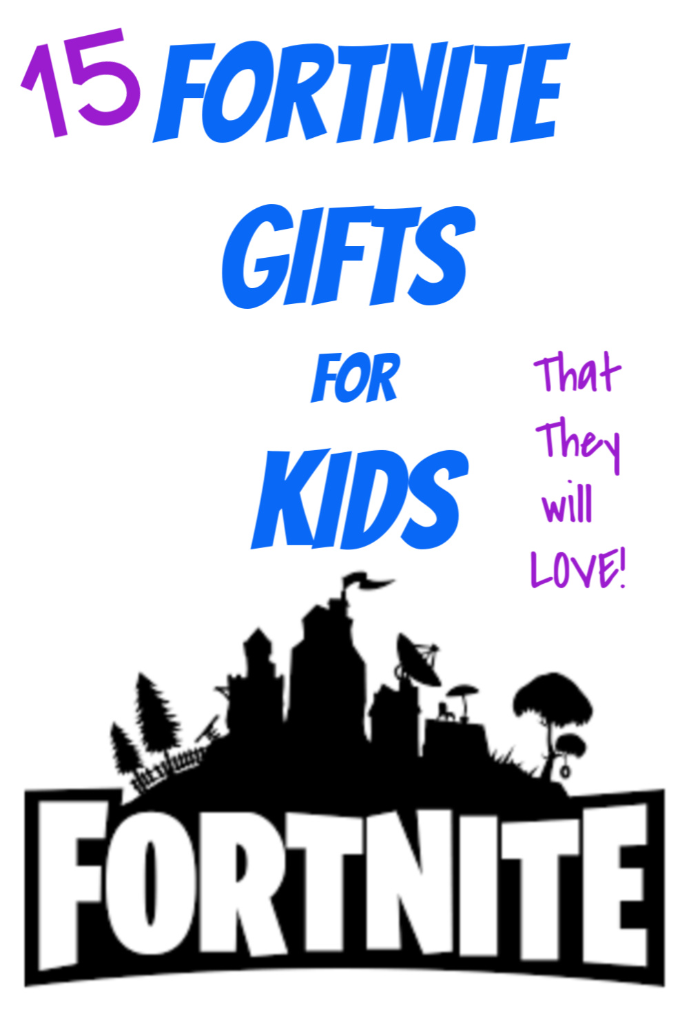 Fortnite Gifts for Kids