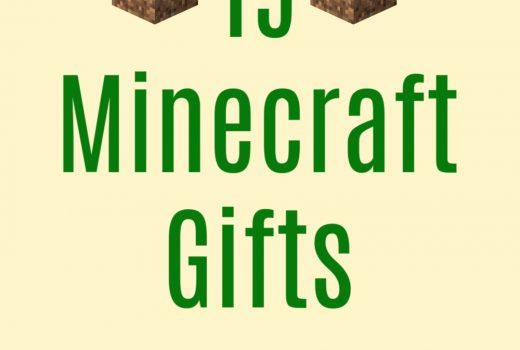 Minecraft Gift Ideas for Kids