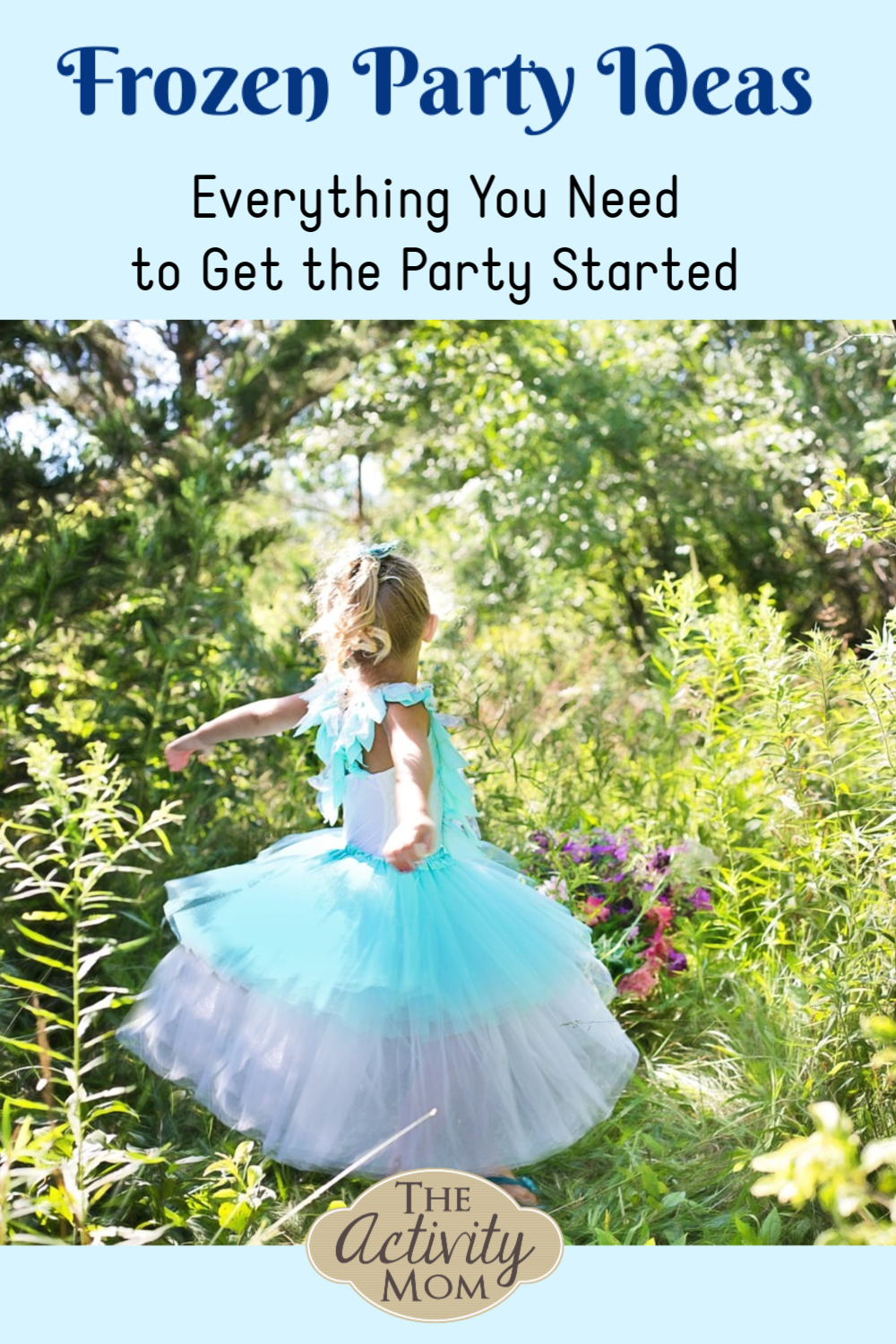 Plan a Frozen Birthday Party