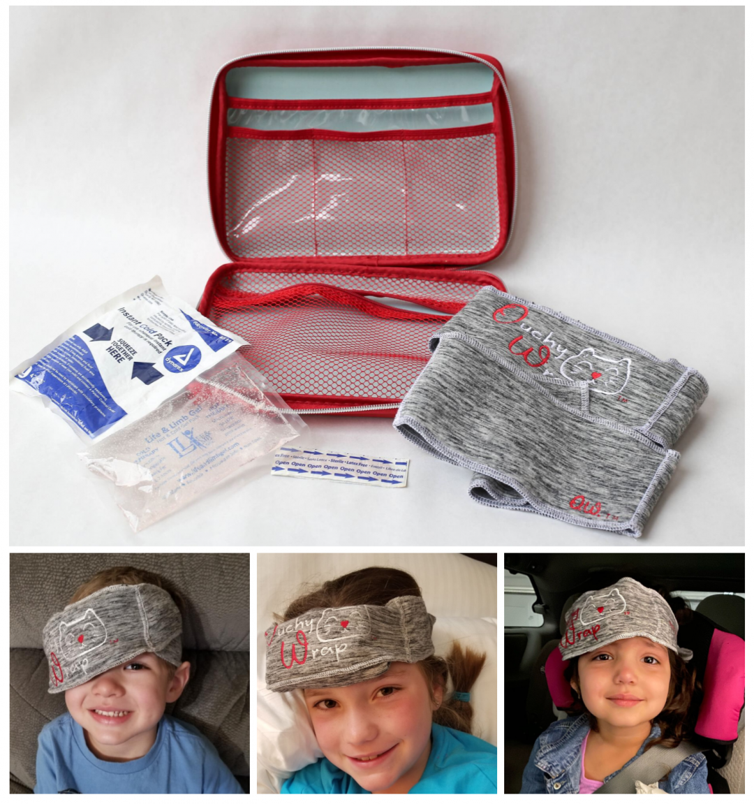 Hands Free Pain Relief for Kids