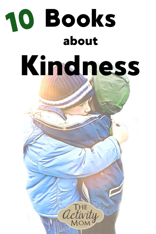 Teaching Kindness using Books