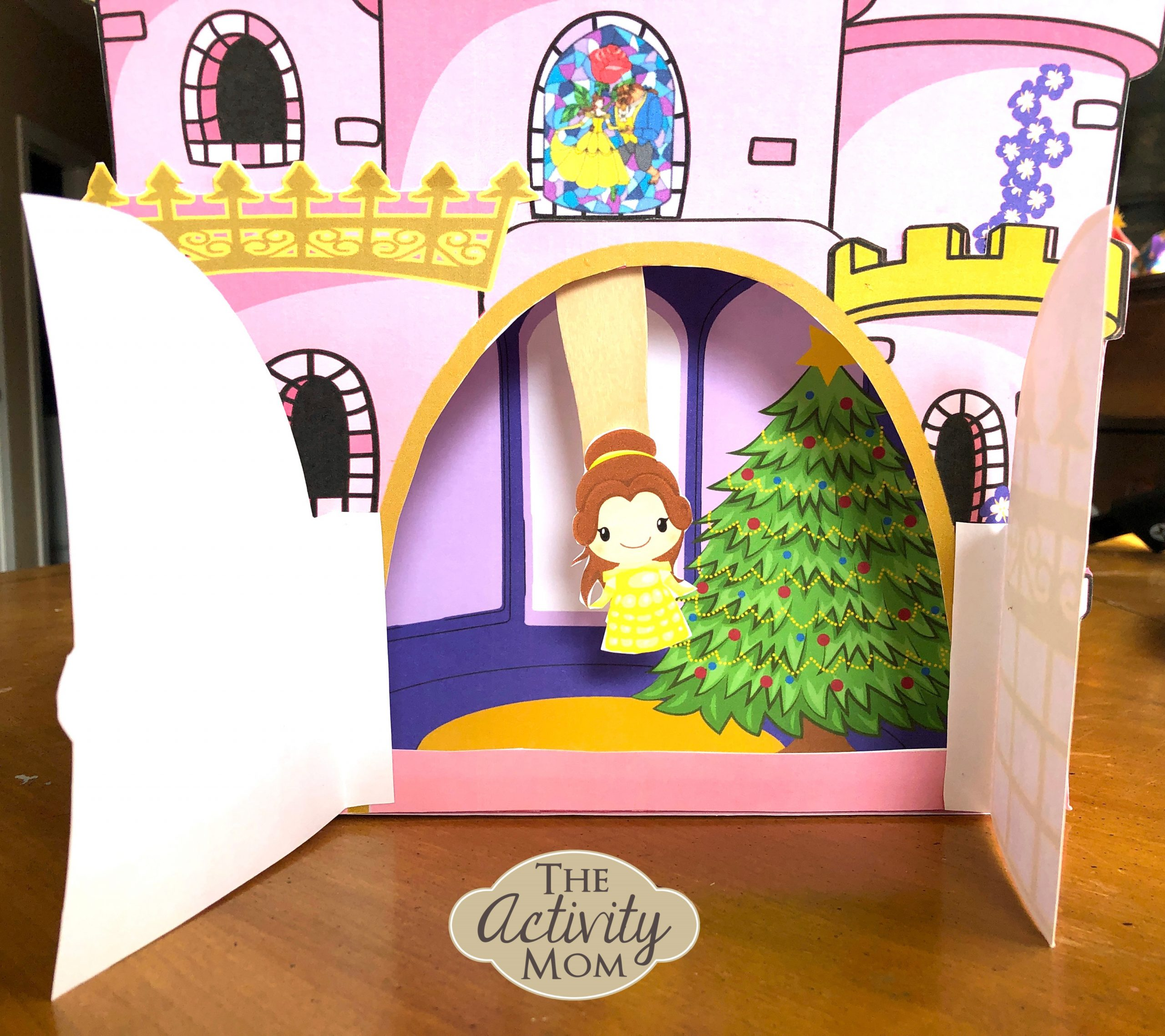 Make Your Own Princess Puppet Theater