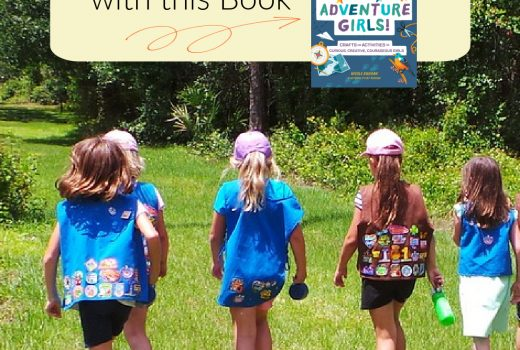 Girl Scout Activities and Crafts to Earn Badges
