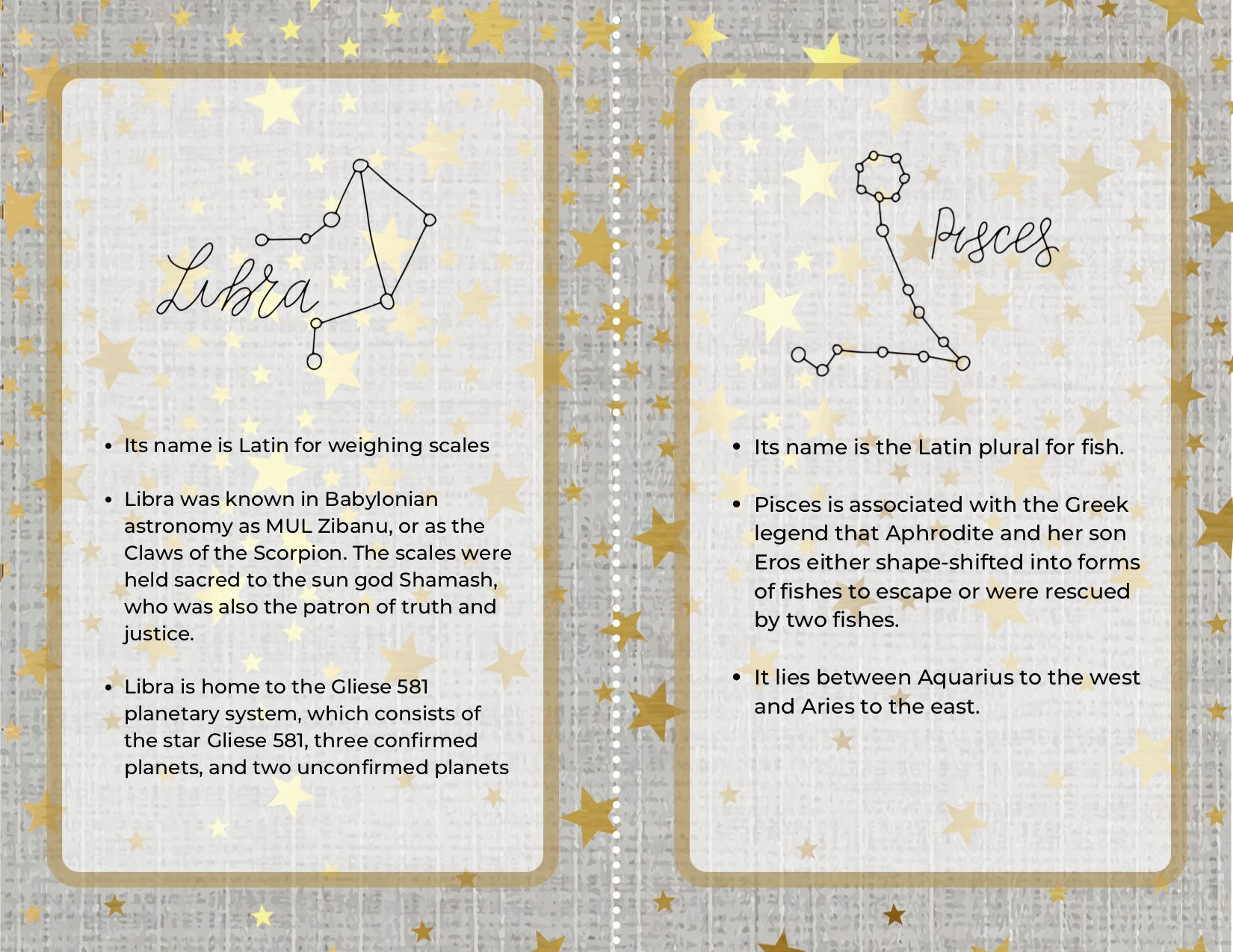 constellations for kids