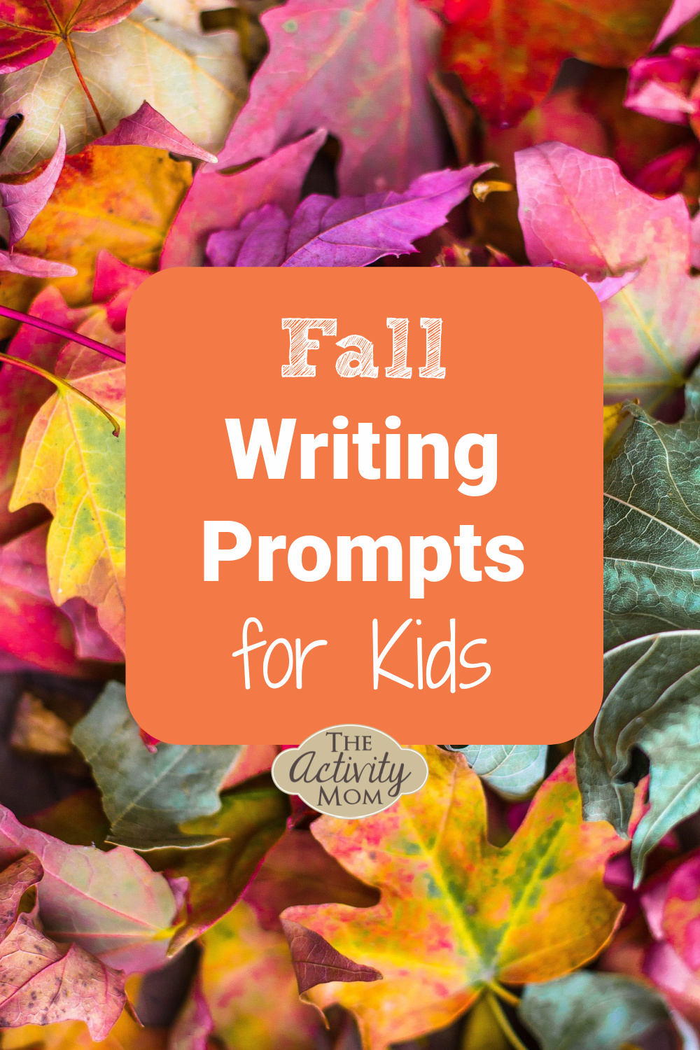 Fall Writing Prompts for Kids