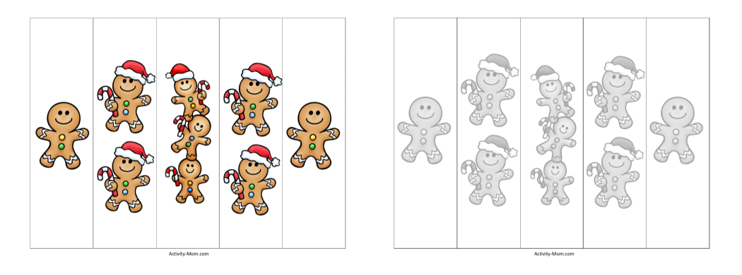 Cut and Paste Worksheets for Preschoolers