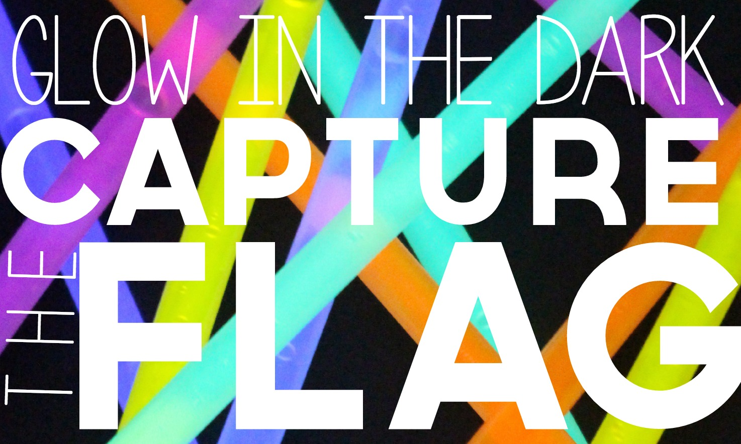Capture the Flag - Party Games for Tweens and Teens