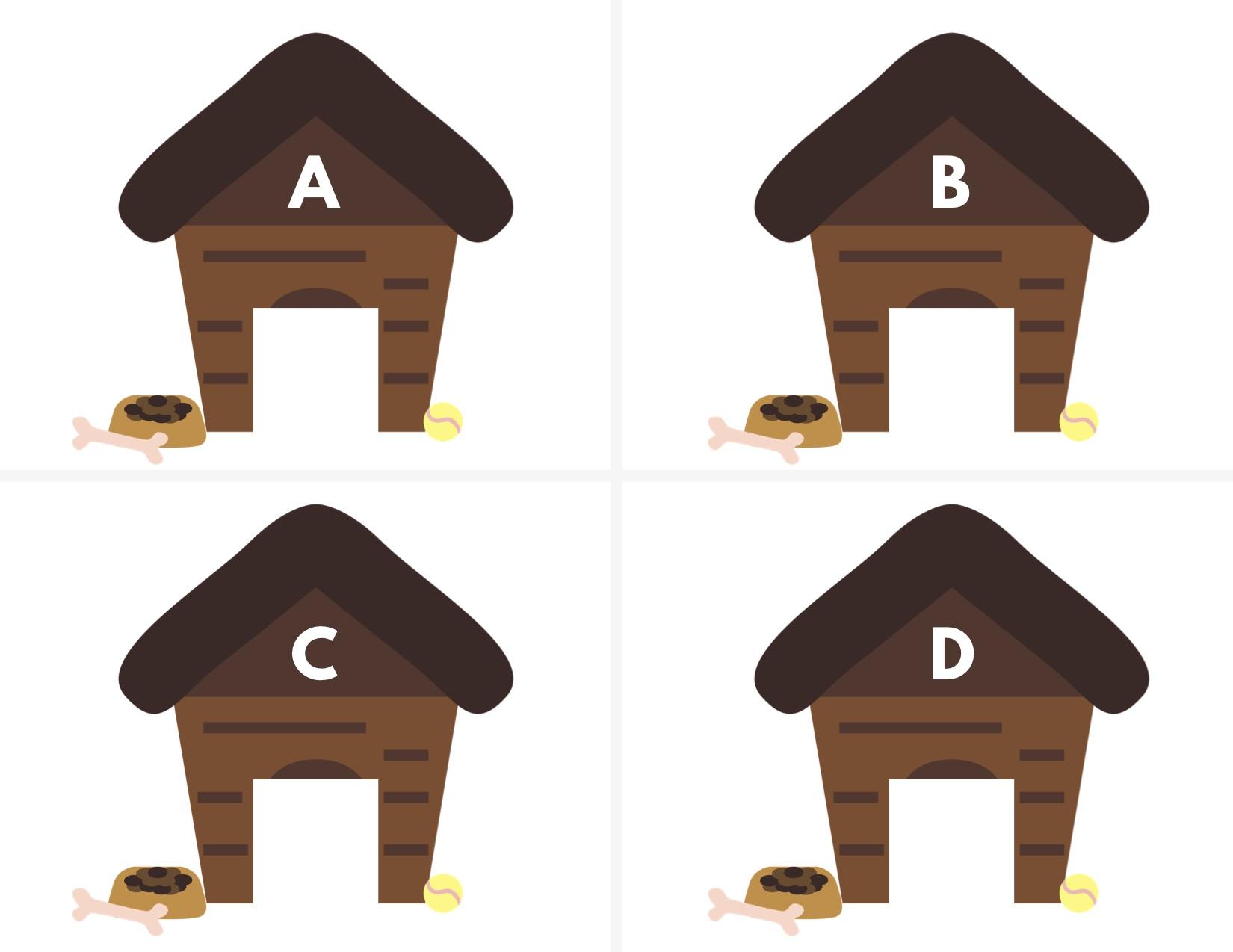 Dog Alphabet Matching Activity