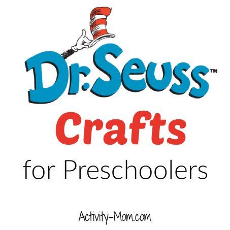 25 Dr Seuss Crafts for Preschoolers